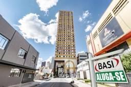 Apartamento para alugar com 1 dormitórios em Centro, Curitiba cod:00212.001