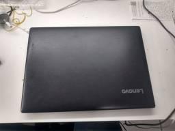 Notebook Lenovo Cori i3 6° geração