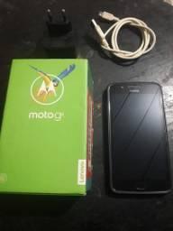 Moto G5 plus 32g, na caixa com nota fiscal
