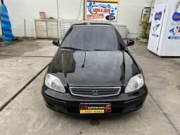 Honda Civic lx 1.6 manual sem Gnv
