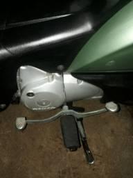 Honda biz 2011 com partida eletrica