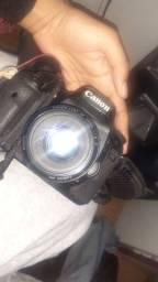 Câmera fotográfica 7D com 50mm USM 1.8