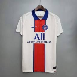 Camisa PSG Nova 2021. Tamanho m. 140 frete grátis