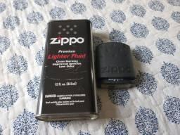 Vendo Isqueiro Zippo Original acompanha fluido