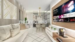 Apartamento à venda com 2 dormitórios em Suzana, Belo horizonte cod:752460