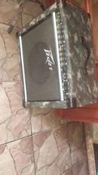 Amplificador guitarra peavy bandit 112 (troco por guitarra, mic, violão, pedais)