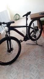 Bicicleta aro 29 poucos meses de uso valor negociável