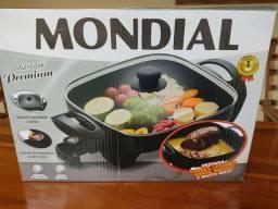 Panela Elétrica Mondial Premium