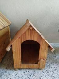 Casinha pra cachorro pequena - 55x65cm