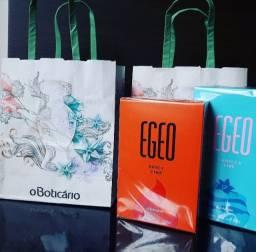 Perfume Boticário Egeo Vanilla e Egeo Spicy