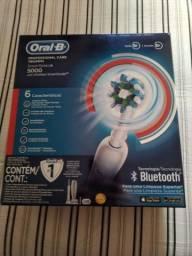 Escova elétrica Oral B (c/ Bluetooth)