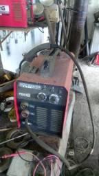 maquina de solda mig com gas