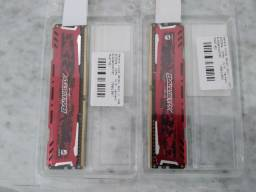 Memória DDR4 4Gb 2400Mhz Crucial Ballistix