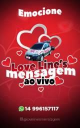 Love Car   mensagem ao vivo