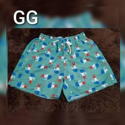 Bermudas mauricinho p m g gg