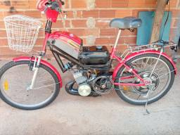 Motor mobilete bicicleta tudo.novo