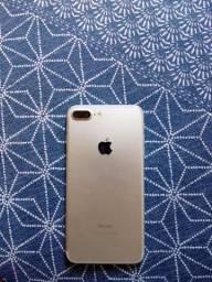 iPhone 7 Plus 128 GB Prata