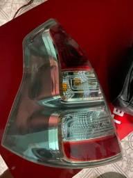 Lanterna Sandero modelo cinza 2012
