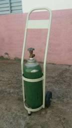 Carrinho de gás