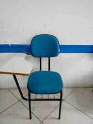 Cadeira e carteira