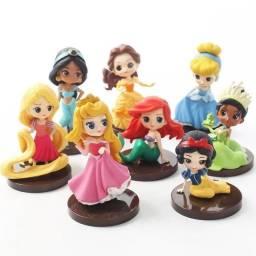 Lindo conjunto de princesas
