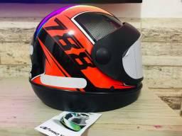 Vendo capacete Pro Tork estilo samarino