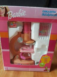Microscópio Barbie