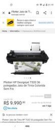 Impressora HP T520 Leia a descrição