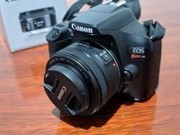 Canon T6 ( + 2 lentes)