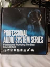 Amplificador para phones profissional system