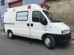 Peugeot boxe 2.8 HDI Ambulancia