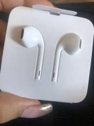 Fone novo da Apple 120 reais original