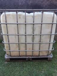 Container de agua 1000 litros 3 und.