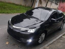 Toyota Corolla XEi 2018 automático passo