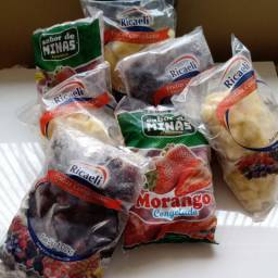 Frutas Congeladas...Polpas...Suco Detox...