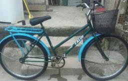 Estou vendendo está Bicicleta Poti verde completo