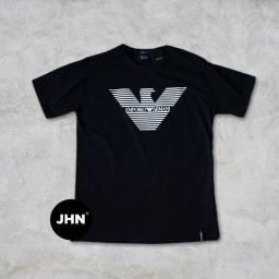 Camisetas Armani, Lacoste, Tommy Hilfiger e Dolce