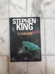 Livro O cemitério do Stephen King