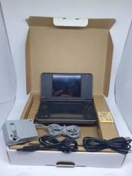 Nintendo Dsi Xl+cartucho R4 Com 1500 Jogos | Trocar Bateria