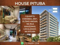 Apartamento na Pituba, House Pituba - Autêntico