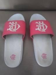 Chinelo do Flamengo original (usado)