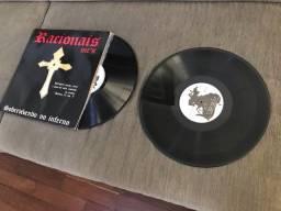 Vinil Racionais MCs edição colecionador 1998