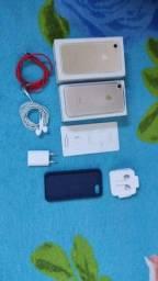 iPhone 7 32 GB , aceito cartão
