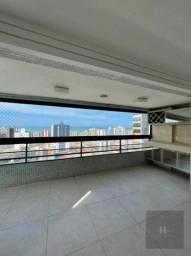 Cobertura com 3 dormitórios à venda, 357 m² por R$ 1.050.000 - Manaíra - João Pessoa/PB