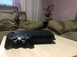 PS3 120GB - PERFEITO ESTADO