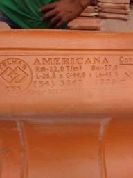 Telha americana