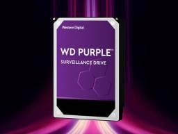 2x Hd WD Purple Surveillance, 1TB, 3.5´, SATA - WD10PURZ