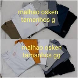 Camisa MALHAO OSKEN TAMANHOS G/GG