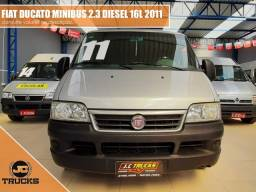 Fiat Ducato 2.3 Minibus Diesel 16L 2011
