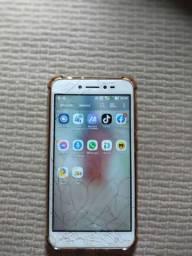 Vendo celular asus_A007  32 GB câmera na frente e atrás celular todo bom